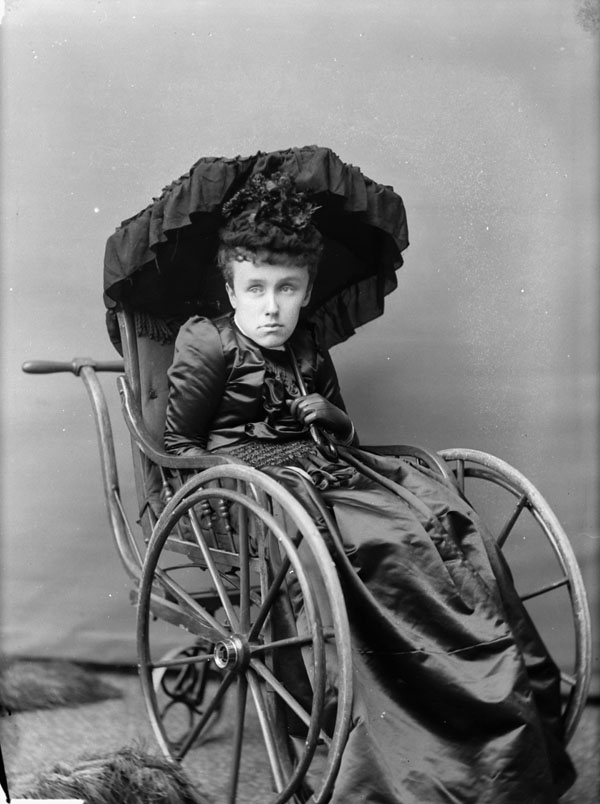 mary macdonald wheelchair canada history