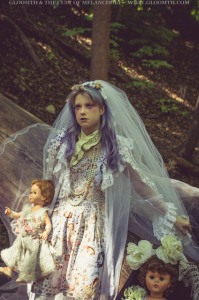 ghost bride outfit inspiration gloomth toronto