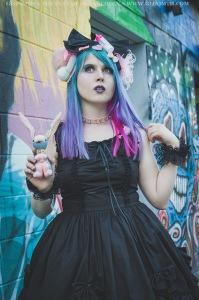gloomth kawaii doll goth fashion toronto canada