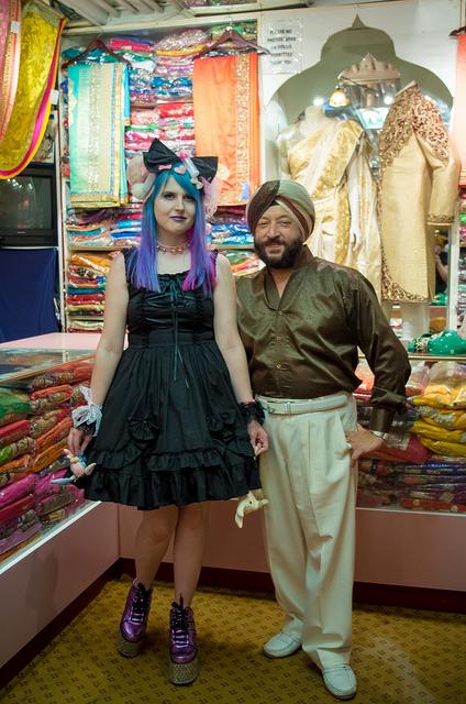 chandan bridal little india gloomth