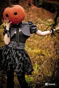 pumpkinhead jackolantern gothic halloween photoshoot gloomthpumpkinhead jackolantern gothic halloween photoshoot gloomth