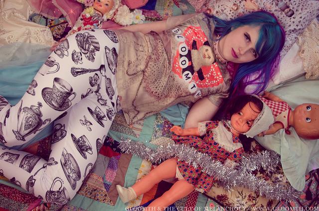 victorian grunge fashion toronto canada gloomth