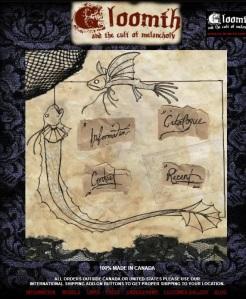 2009 old gloomth website