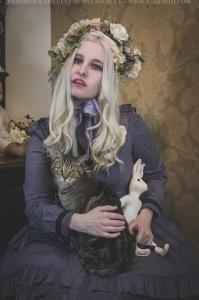 victorian vampire claudia cat gloomth
