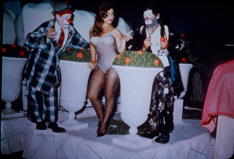 ringling circus clowns 1967 canada