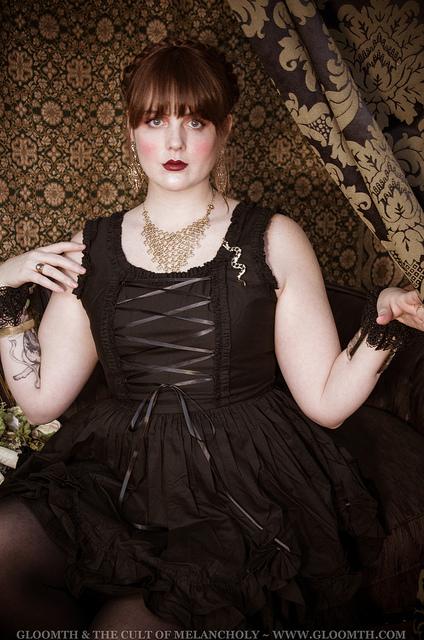 gothic bohemian style