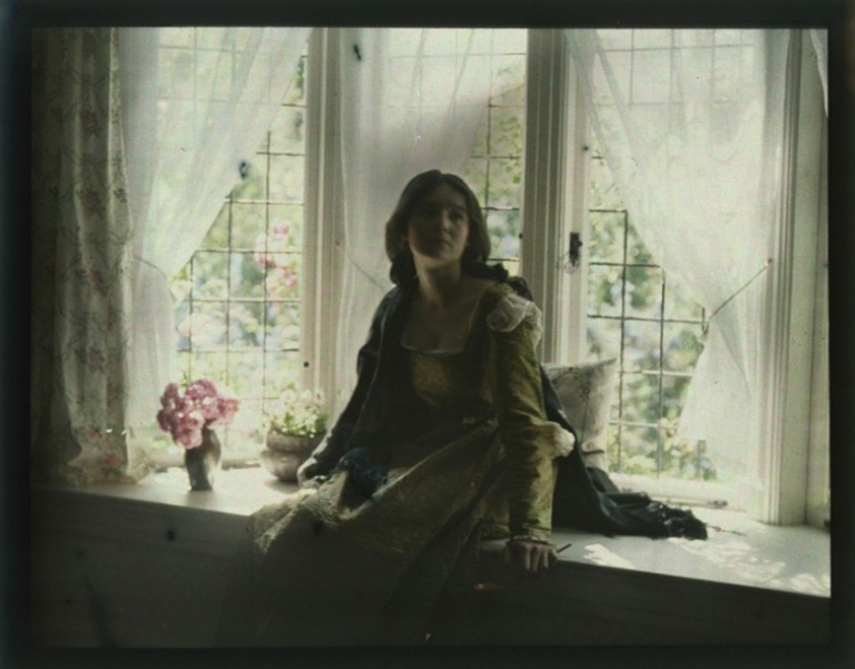 Autochrome by Thomas Shields Clarke