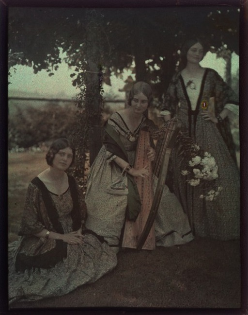Autochrome by Thomas Shields Clarke 2