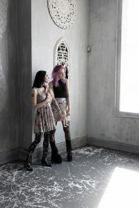 gloomth girl models