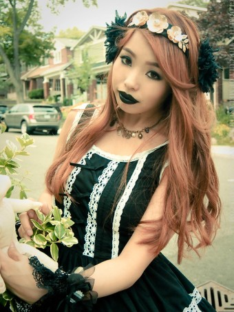 gothic doll outfit by gloomth