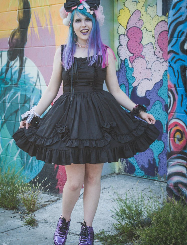 plus size lolita dress – Gloomth & the Cult of Melancholy
