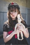 goth nurse dress lolita outfit (2)