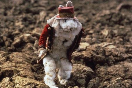 Švankmajer film white rabbit