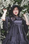 gothic lolita witch style