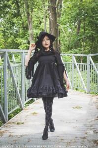 gothic lolita witch