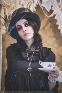 gothic mad hatter