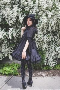 lolita witch fashion