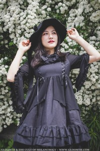 lolita witch outfit