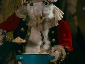 Svankmajer white rabbit