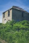 Abandoned house in Sheguiandah, Manitoulin Island. June 2019