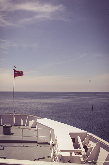 View from the Ms Chi-Cheemaun, June 2019