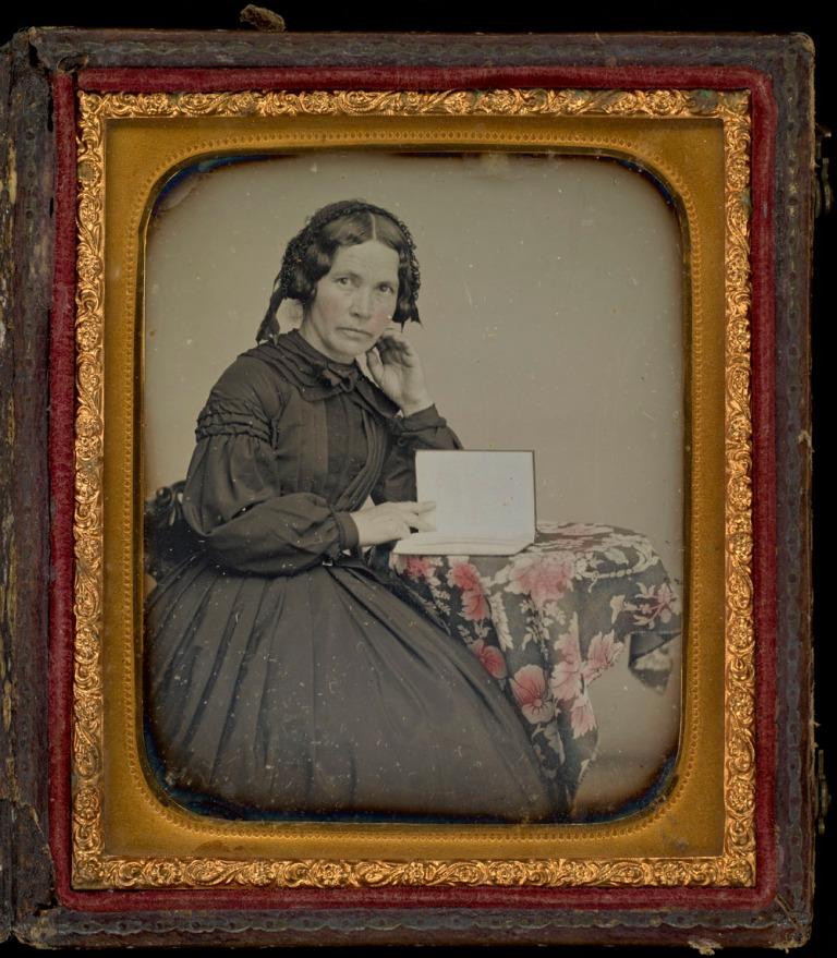 daguerreotype of margaret victorian