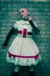 goth nurse editorial