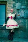 goth nurse