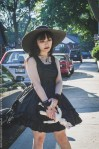 gothic lolita hot weather outfit