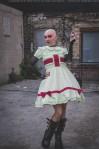 gothic nurse outfit