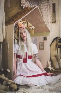lolita dress by gloomth