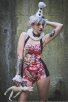 circus clown outfit
