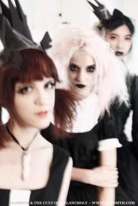 gothic lolita girls