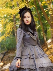 victorian lolita dress