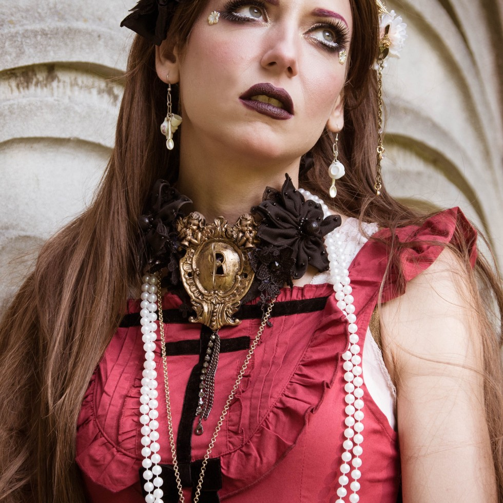 gothic doll fashion