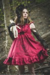 gothic lolita designer from toronto