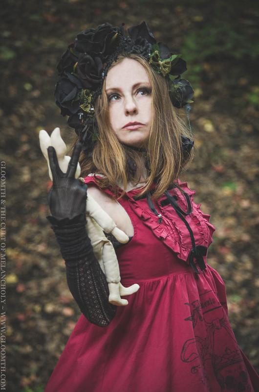 gothic lolita photographer toronto