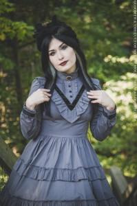 gothic lolita victorian
