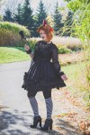 gothic tea party outfit ideas