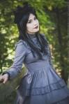 gothic victorian dress