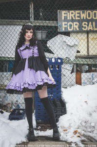 lavender bat dress gloomth