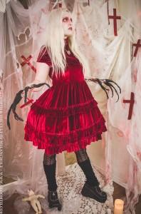 undying demon girl