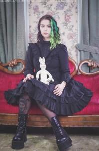 gothic fashion plus size
