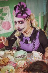 jazmin bean inspired makeup and fashion creepy kawaii