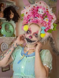 jazmin bean makeup style