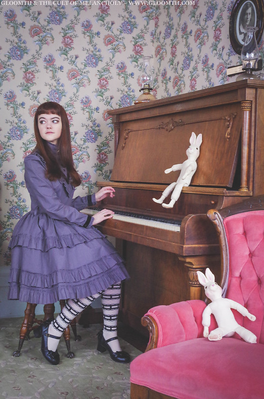 lolita playing the piano