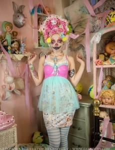 misfit girl fashion