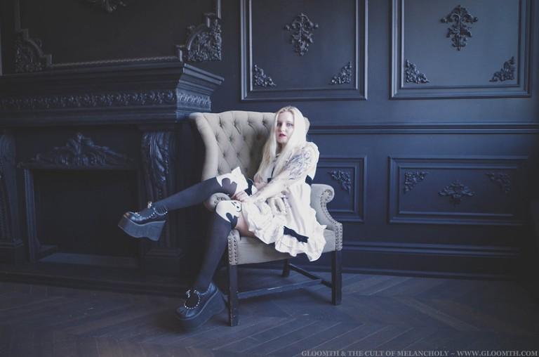 toronto gothic lolita photographer taeden hall