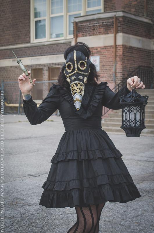 victorian plague doctor gothic