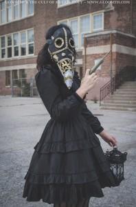 victorian plague doctor